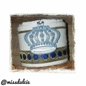 Diva Queen Silver Crown Bracelet Cuff Adjustable